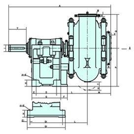 DG Series Gravel Pump